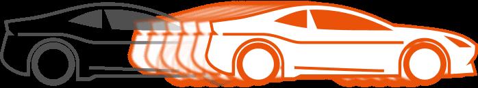 car siluete