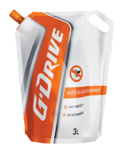 g drive auto glass cleaner