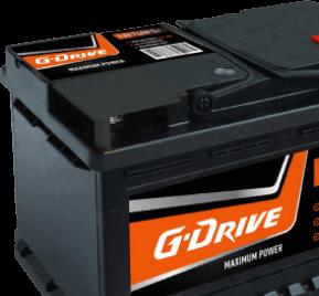 g drive car battery