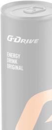 g drive energy drink can