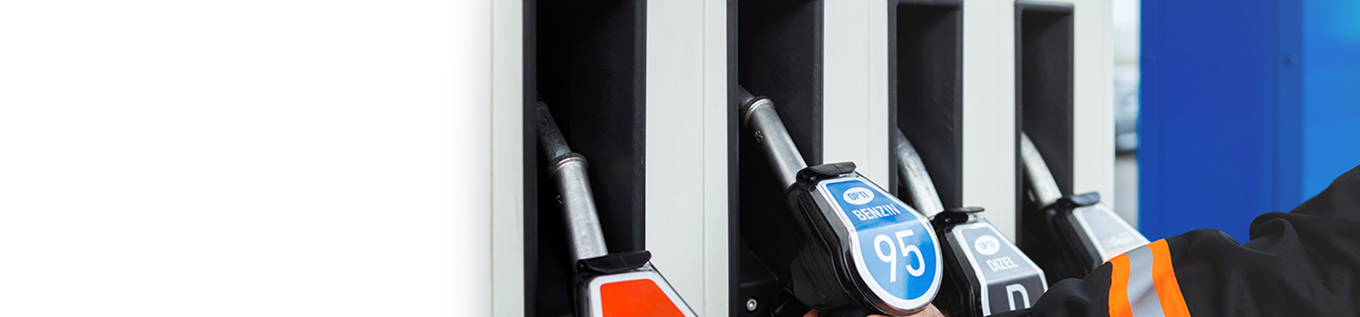 OPTI benzin