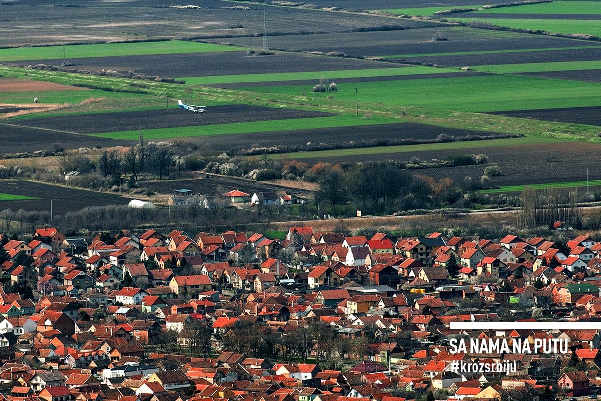 panorama Vršca